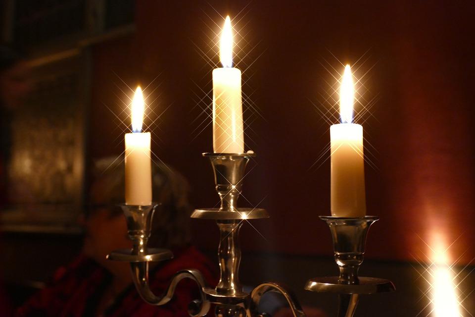 Die Eleganz der Kerzenhalter